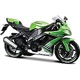 Maisto 1:12 Kawasaki Ninja ZX-10R, Green