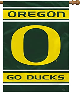 """Fremont Die NCAA 2-Sided House Flag, 28"""" x 40"""""""