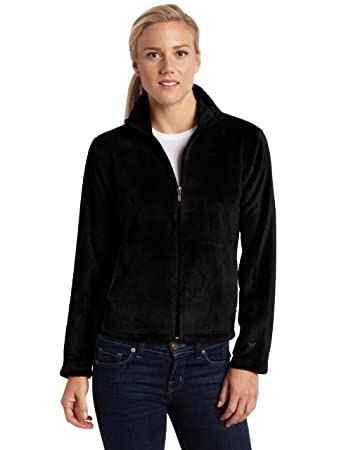 Amazon.com: White Sierra F4236W Women's Cozy Fleece Jacket (Black ...