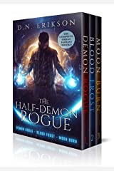 The Half-Demon Rogue: The Complete Urban Fantasy Trilogy Kindle Edition