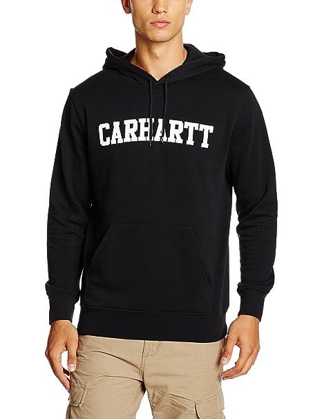 Carhartt Hooded College Sweat, Sudadera para Hombre: Amazon.es: Ropa y accesorios