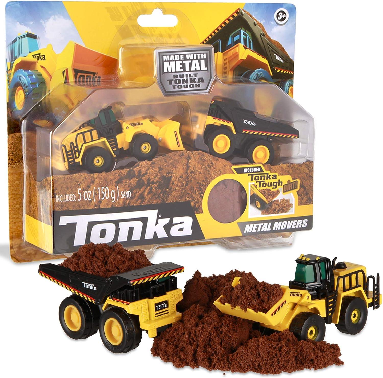 Tonka - Metal Movers Combo Pack