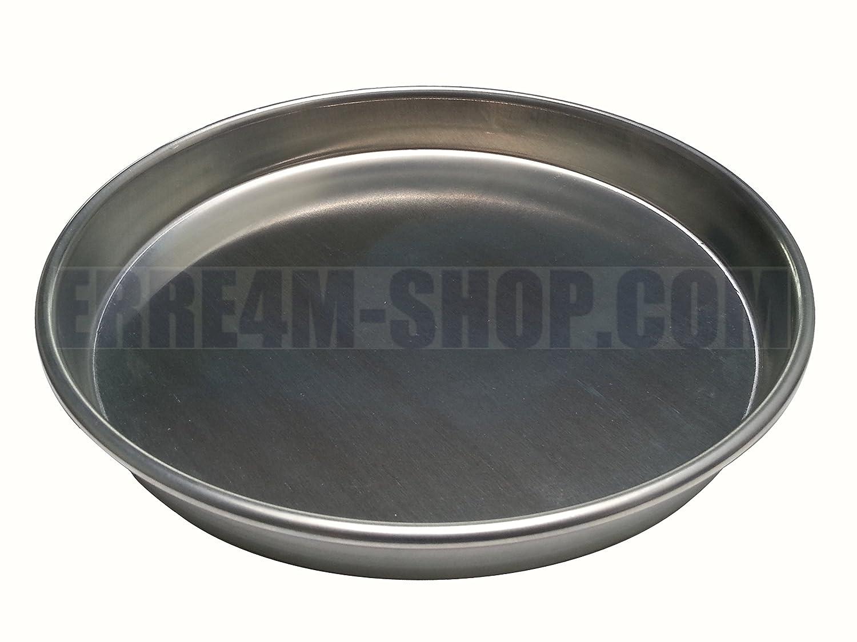 Tarteform aus Aluminium Durchmesser 30x 3(H.) cm Dicke 12/10Profi Errre4m