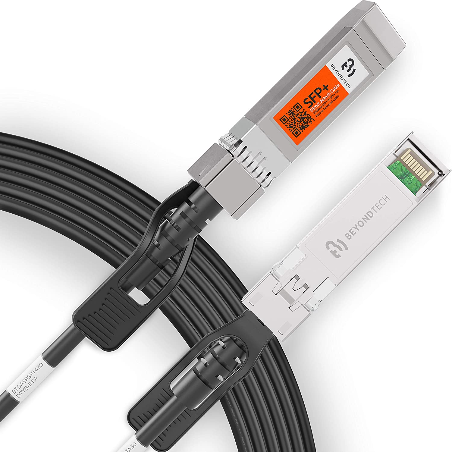 SFF-8432 30AWG 0.5M SFP+ Mellanox Compatible Cable SFF-8432 to SFP+