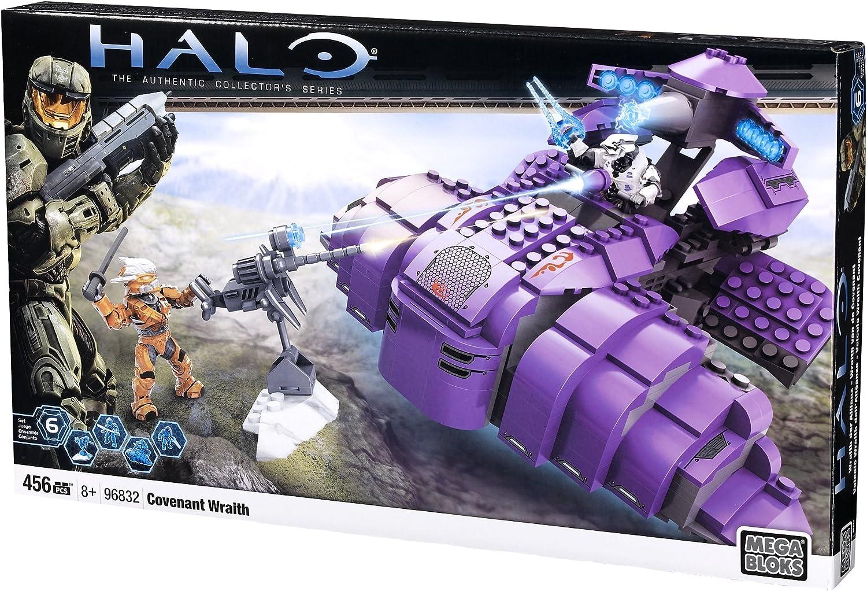 Mega Bloks - 96832U - Set de construcción - Pacto de Halo Wraith: Amazon.es: Juguetes y juegos