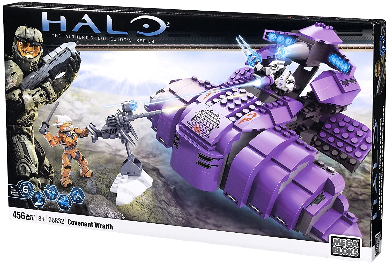 Mega 96832 Bloks 96832 Mega - Halo Convenant Wraith 6e621c
