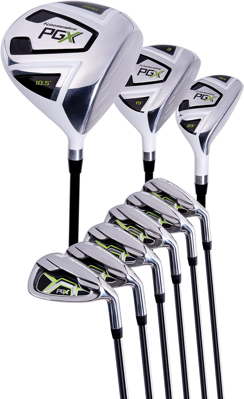 Pine meadow golf PGX set