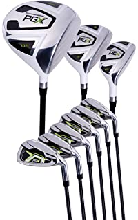 Amazon.com : T11 Power Back Iron Set 4-SW Custom Made Golf ...