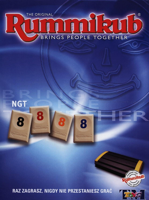 Lemada rummikub NGT with a Bag: Amazon.es: Juguetes y juegos