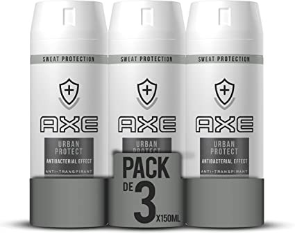 AXE Urban Advanced - Desodorante antitranspirante en Aerosol para ...