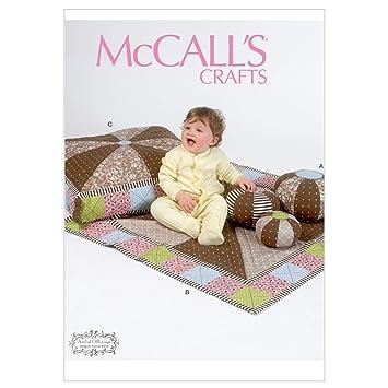 Mc Call´s Schnittmuster 6622 Crafts Accessoires Decke,Kissen,Bälle ...