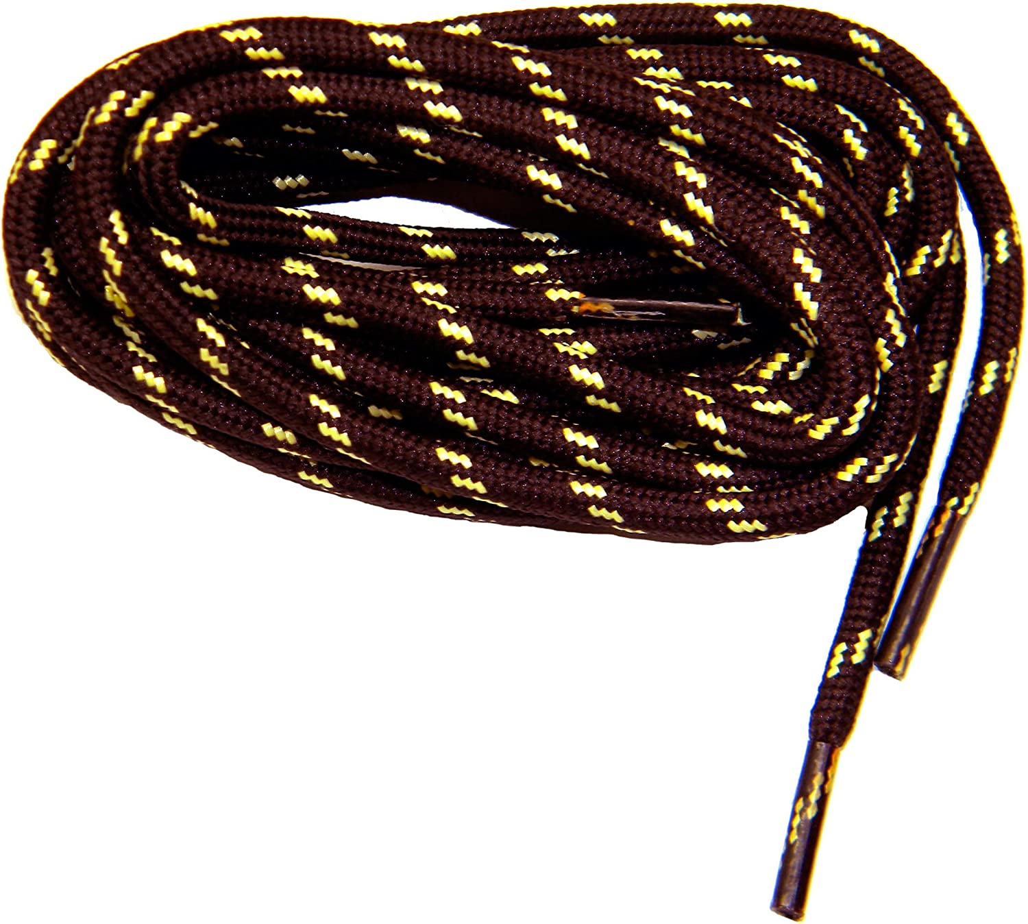 OLDI Heavy Duty Natural Kevlar Reinforced Boot Laces Shoelaces 2 Pair Pack