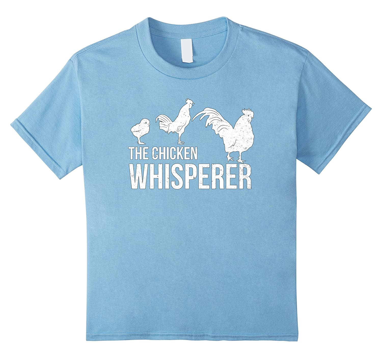 Chicken Whisperer Shirt T Shirt Medium-Samdetee