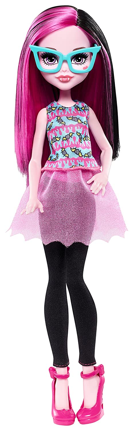Amazon.com Monster High Lots of Looks Draculaura Fashion Doll Toys u0026 Games  sc 1 st  Amazon.com & Amazon.com: Monster High Lots of Looks Draculaura Fashion Doll: Toys ...