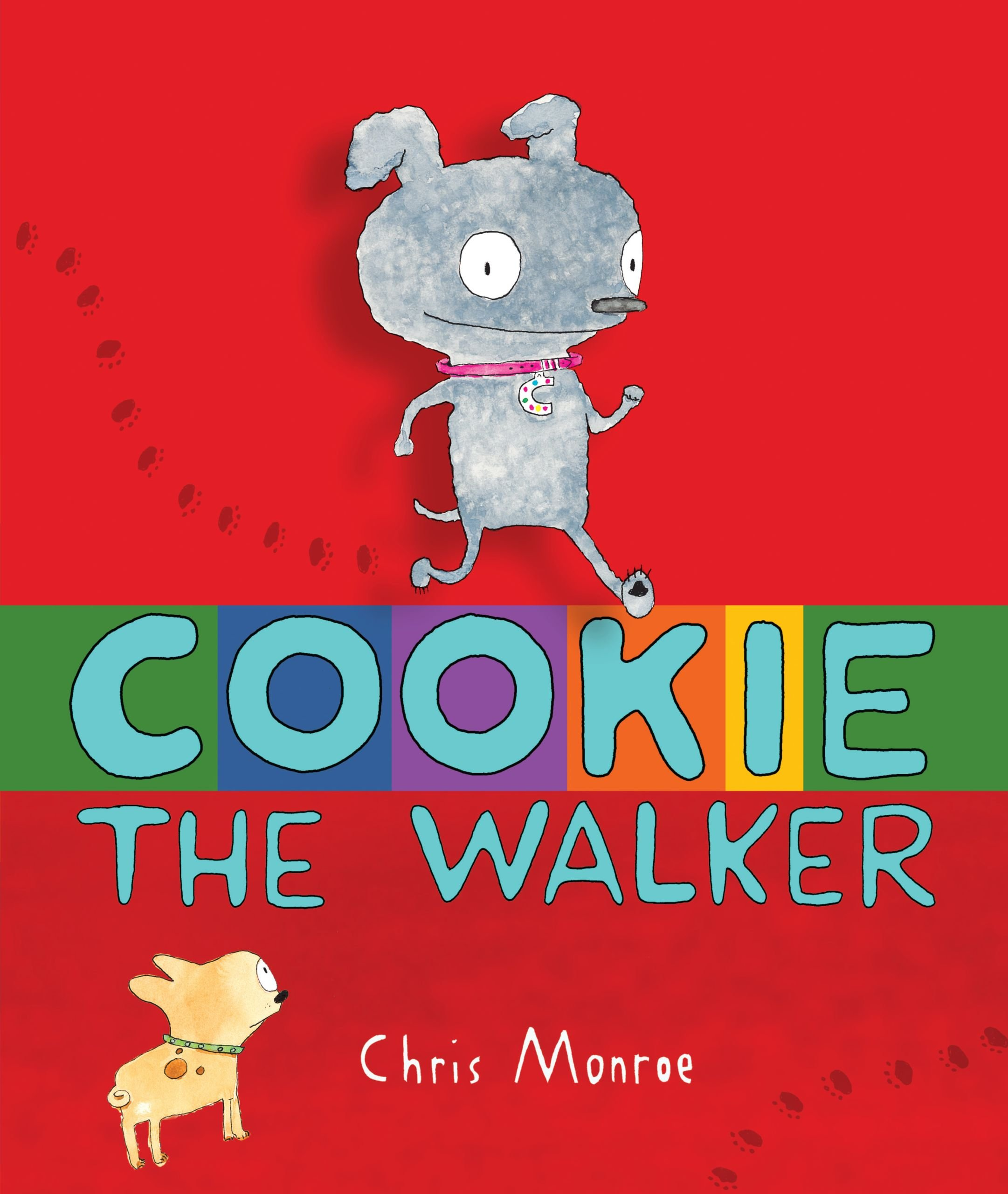 Read Online Cookie, the Walker (Carolrhoda Picture Books) PDF