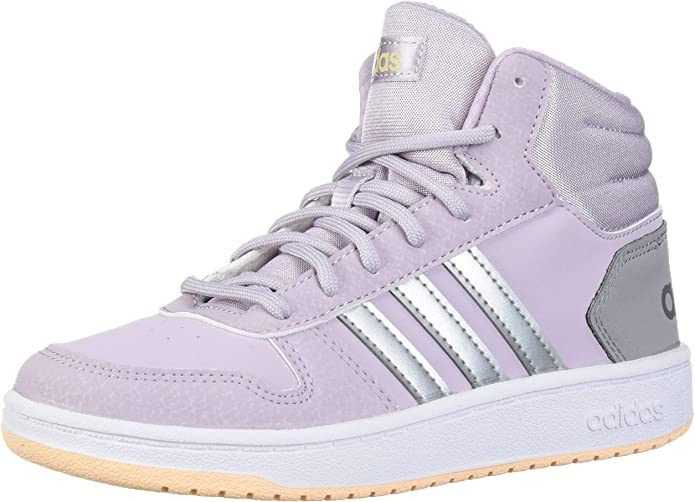adidas Kids' Hoops 2.0 Mid Basketball Shoes