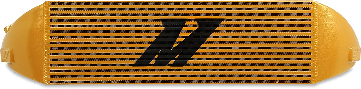 2013+ Mishimoto MMINT-FOST-13GD Gold Ford Focus ST Performance Intercooler