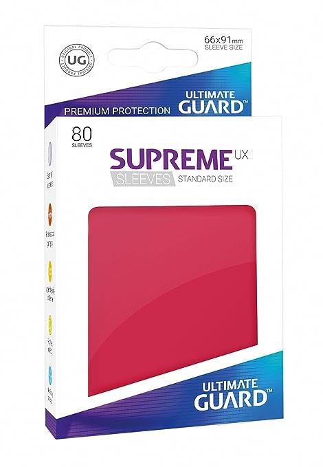 Ultimate Guard ugd010544 - Supreme UX Sleeves, tamaño ...