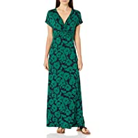Women's Twist Front Maxi Dress