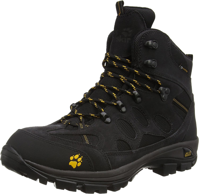 Wolfskin M Hiking Men's Mid Jack Boot Terrain All 7 Texapore 92EDIYHW