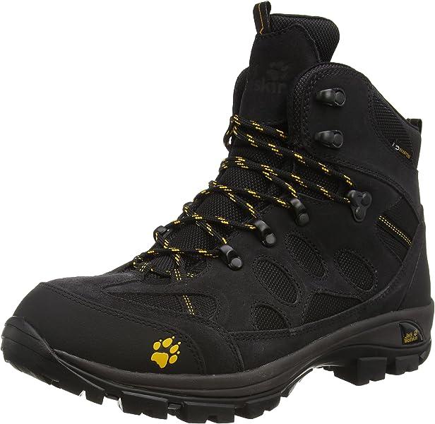 7071a586d18 Jack Wolfskin Men's All Terrain 7 Texapore MID M Hiking Boot Phantom 8 ...