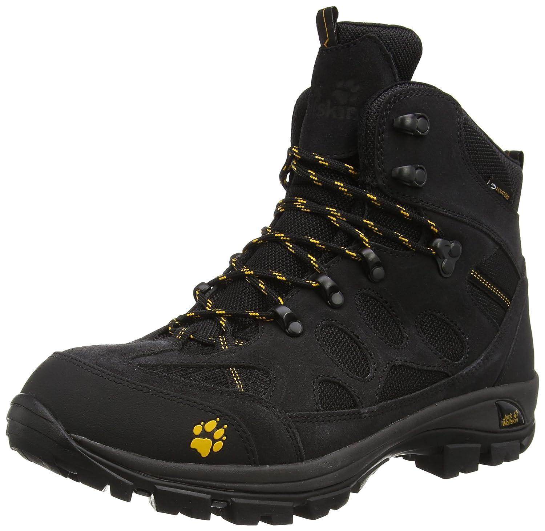 rozsądna cena Wielka wyprzedaż popularna marka Jack Wolfskin Men's All All Terrain 7 Texapore Mid M High Rise Hiking Boots