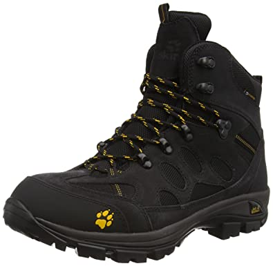 8e97e619cae Jack Wolfskin TEXAPORE M All-Terrain &7 Men's Trekking Hiking Boots Gray  Size: 6