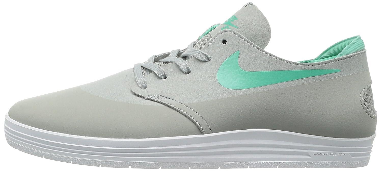 a7a673cd3855 Nike SB Lunar Oneshot (Base Grey Crystal Mint) Mens Skate Shoes  Amazon.ca   Shoes   Handbags