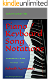 Piano / Keyboard Song Notations (Film Songs - Vol I Book 1)