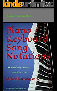 ILAYARAJA SONGS SHEET MUSIC BOOK FOR KEYBOARD GUITAR VOL 1