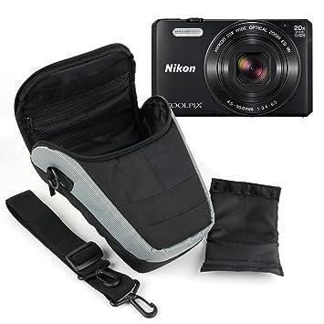 DURAGADGET Bandolera para Cámara Reflex Nikon S9900 | Coolpix P900 ...