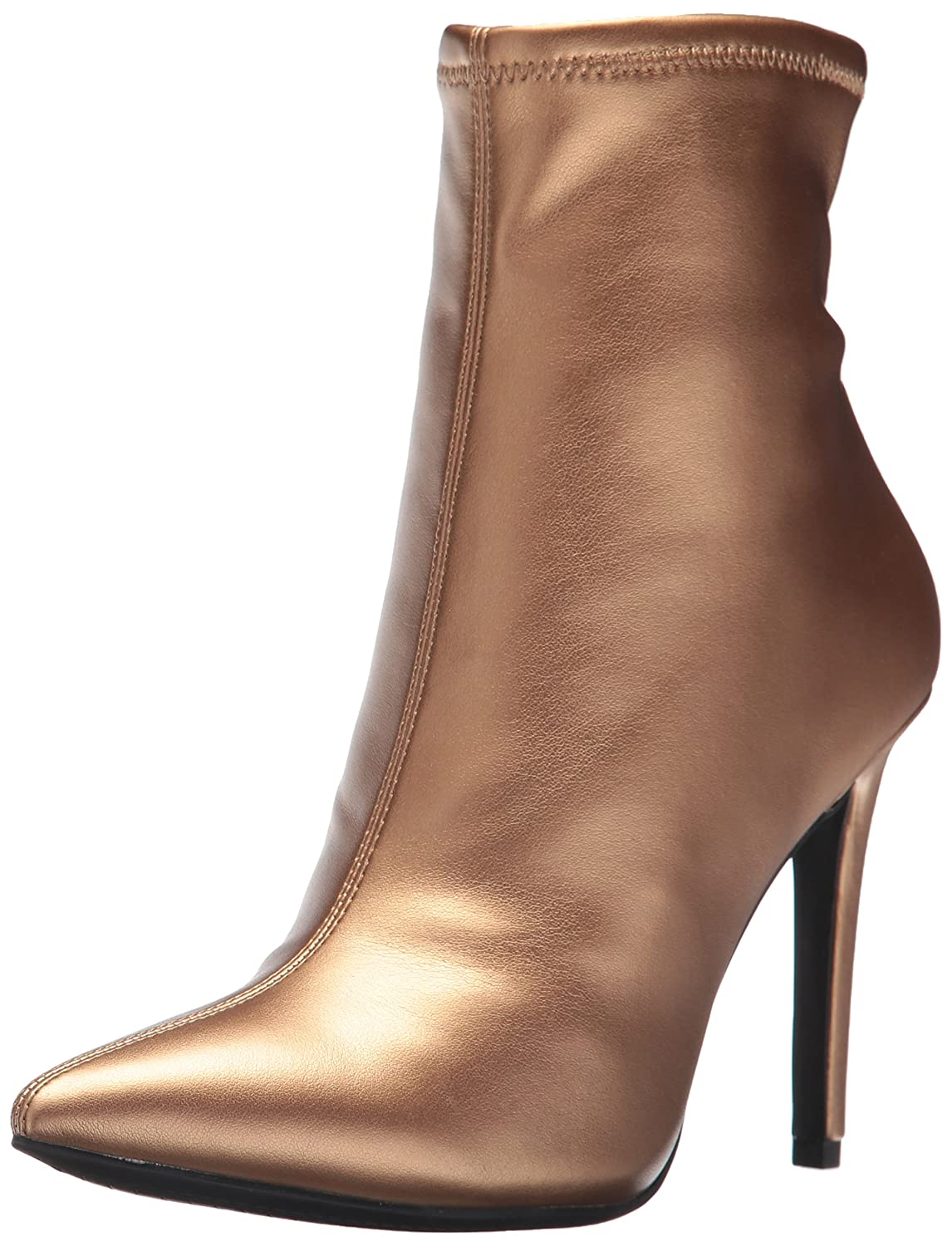 Jessica Simpson Women's Pelina Fashion Boot B071FHYKT5 9 B(M) US|Gold Digger