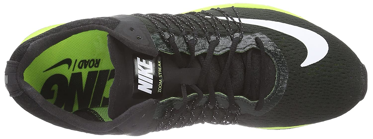 Nike Adults' Air Zoom Streak 5 Running Shoes Schwarz (Black