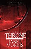 The Carnelian Throne (The Silistra Quartet Book 4)
