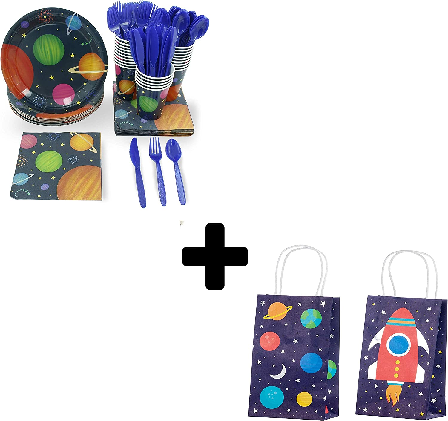 Out of This World Solar System Party Decoration Bundle