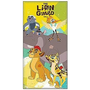 Disney el rey león Toalla de playa/toalla, 70 x 140 cm, Original licencia oficial: Amazon.es: Hogar