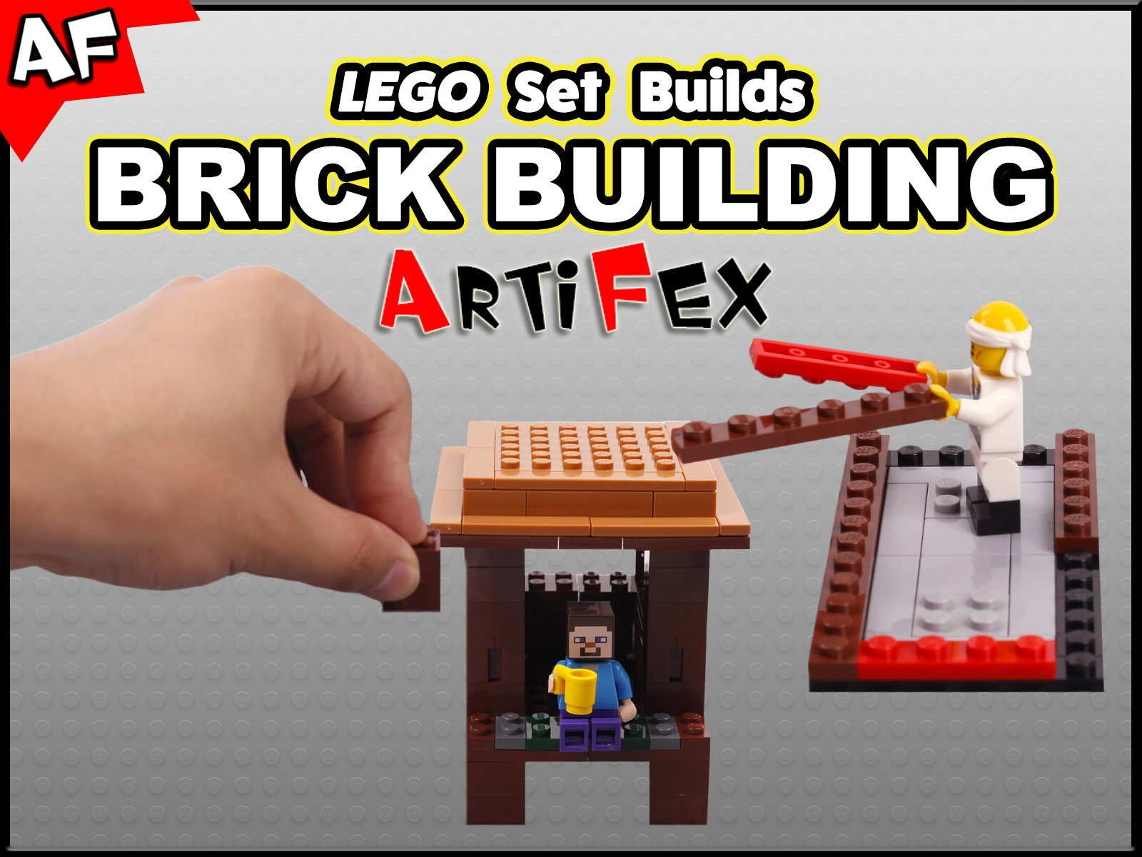 Clip: Lego Set Builds Brick Building on Amazon Prime Video UK