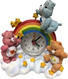 Care Bears Resin Clock