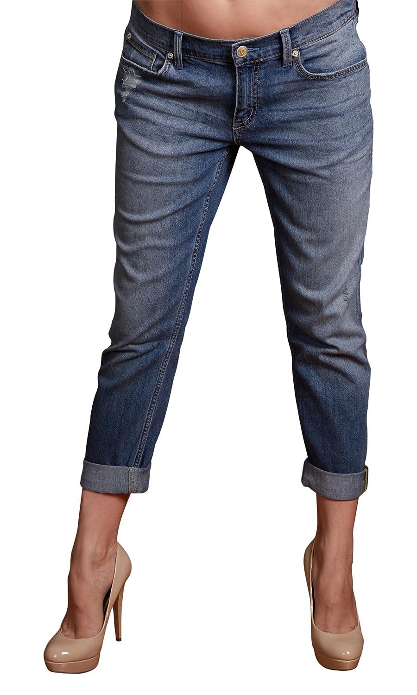 Amazon.com: level 99 Women s Casey Tomboy Jean: Clothing