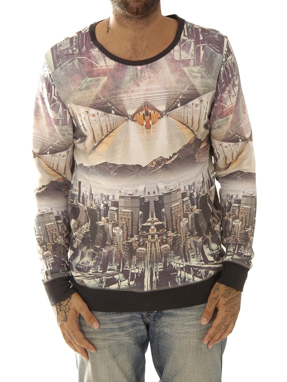 Kultivate Herren Sweat-Shirt Sw Nineteen Usp150111006-92