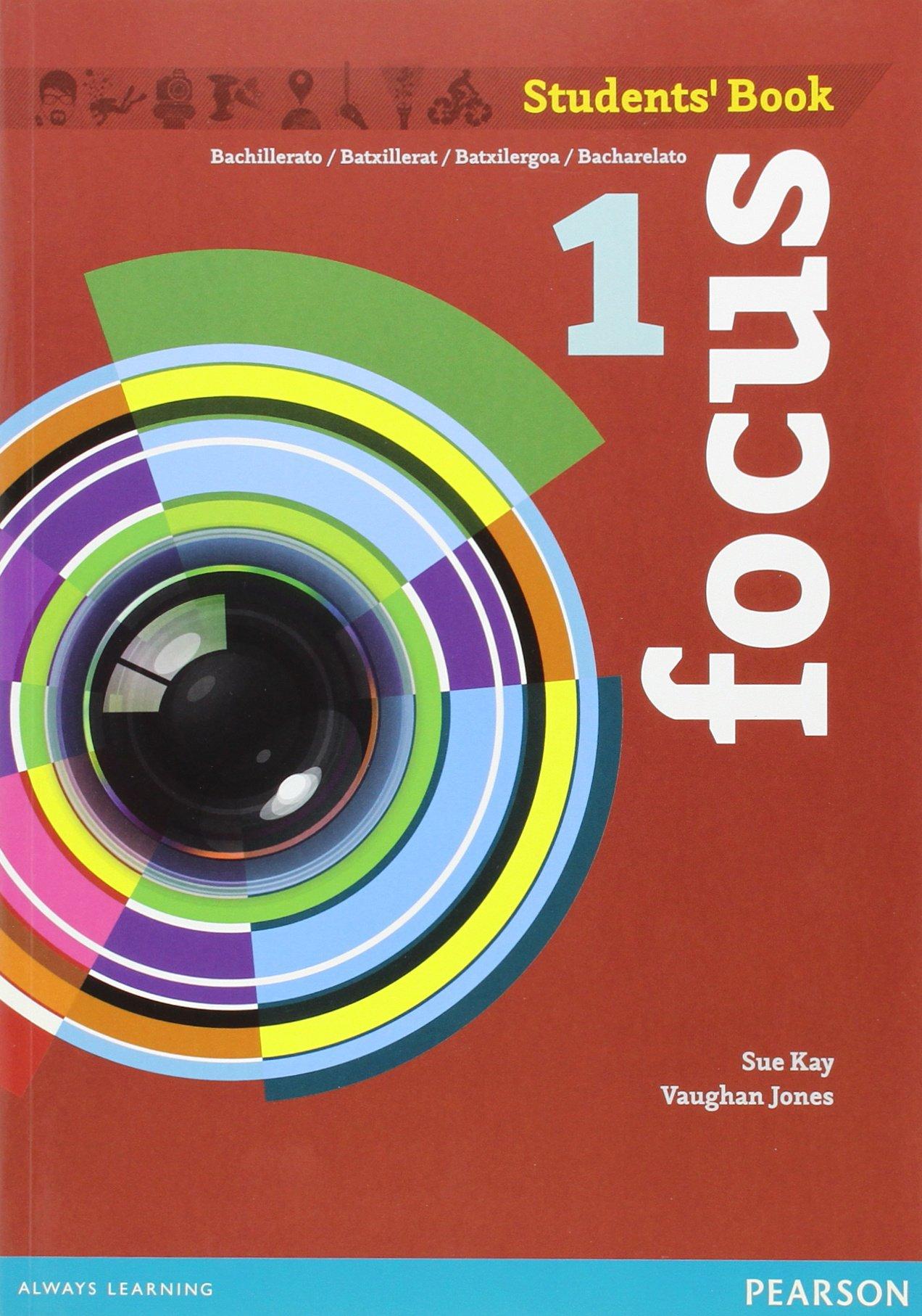 Focus Spain 1. Students Book: Amazon.es: Kay, Sue: Libros en ...