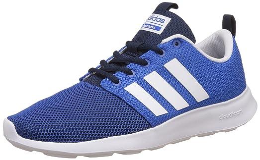 adidas cloudfoam blue