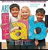 Art Lab for Little Kids (Lab Series)