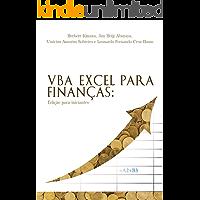 VBA Excel para Finanças: Edição para Iniciantes