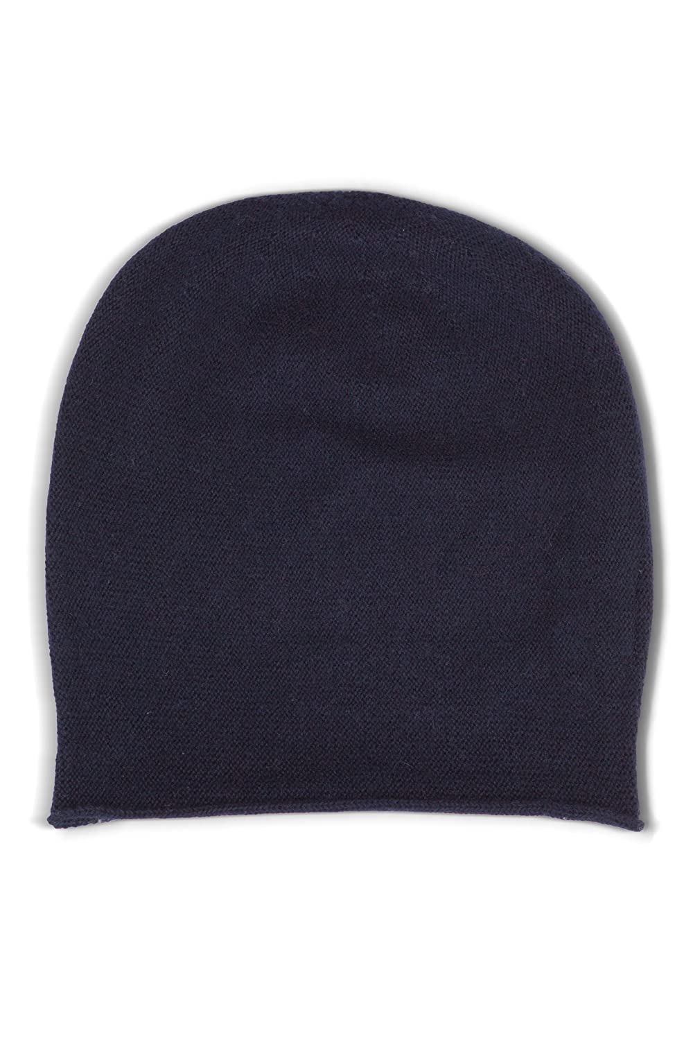 68305a8f5 Fishers Finery Men's 100% Pure Cashmere Slouchy Beanie
