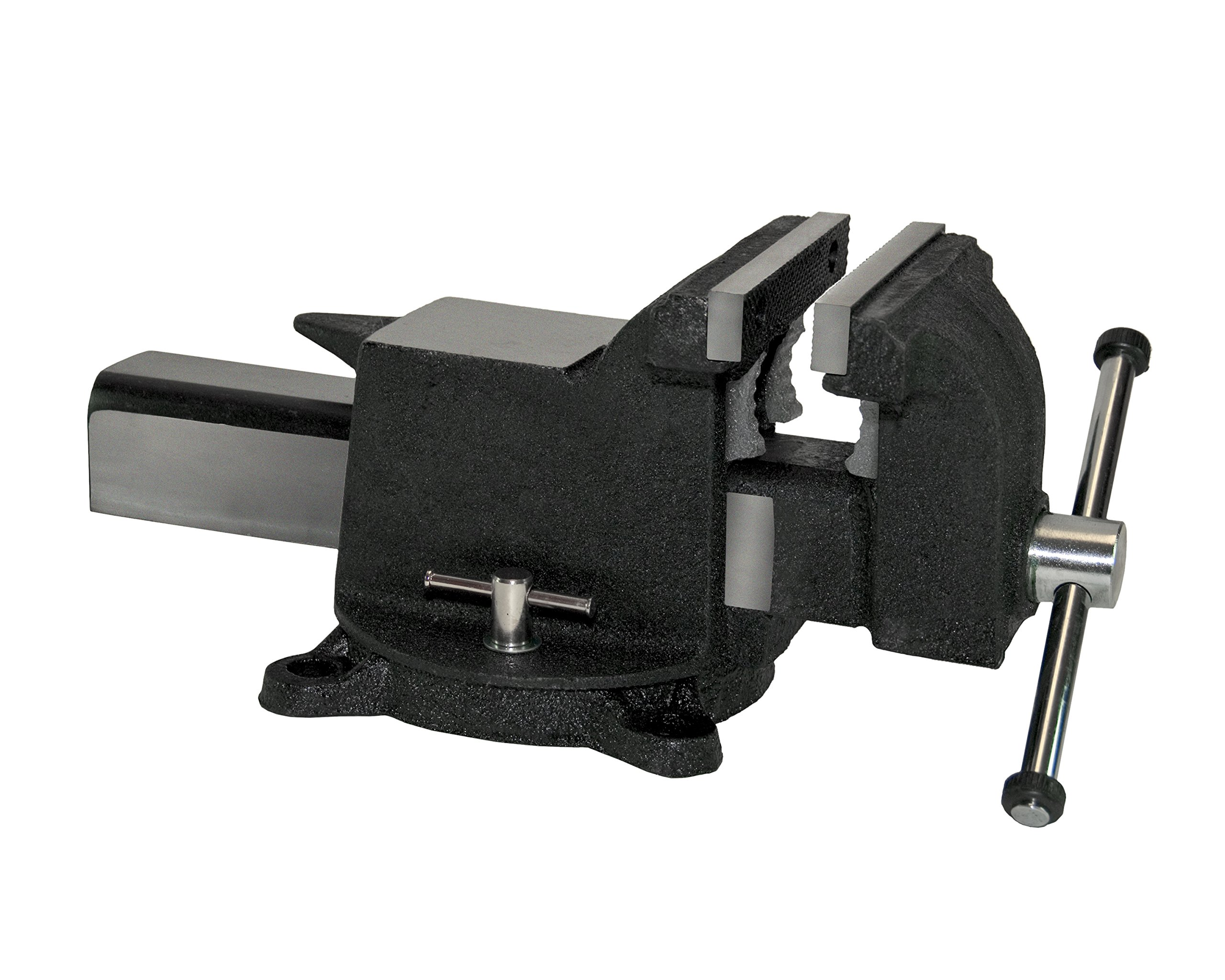 Yost Vises 906-AS 6'' Heavy Duty Steel Bench Vise by Yost Tools