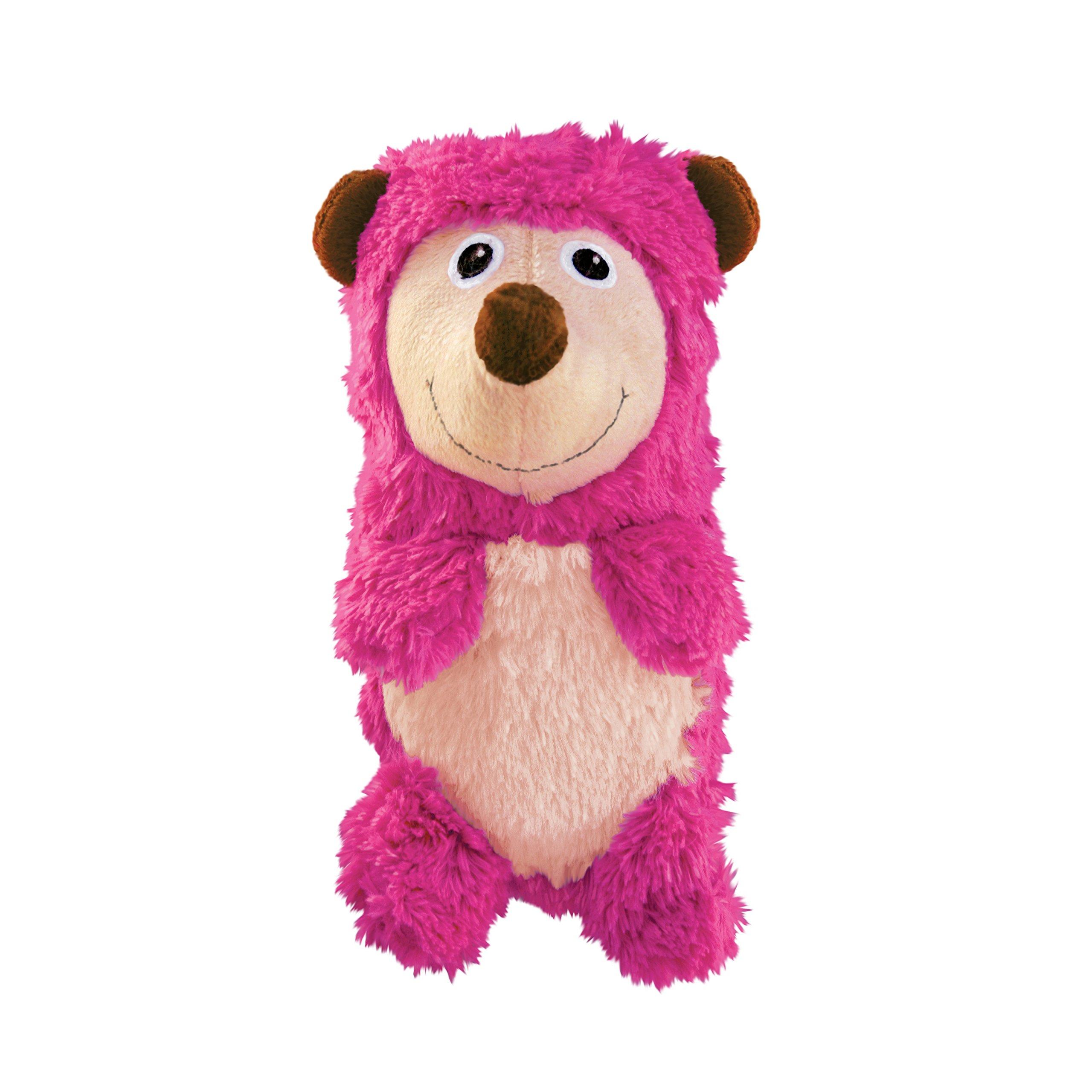 KONG Huggz Hedgehog Pet Toy, Small by KONG