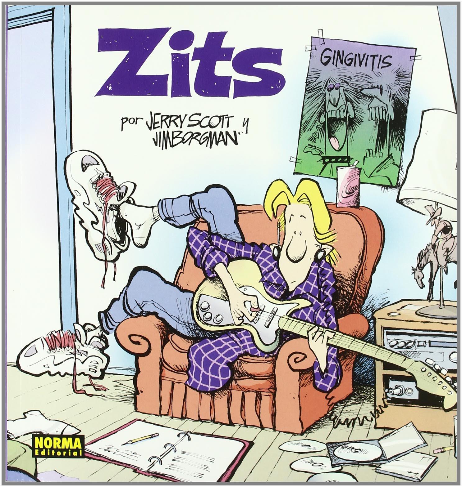 Zits 1 (HUMOR)