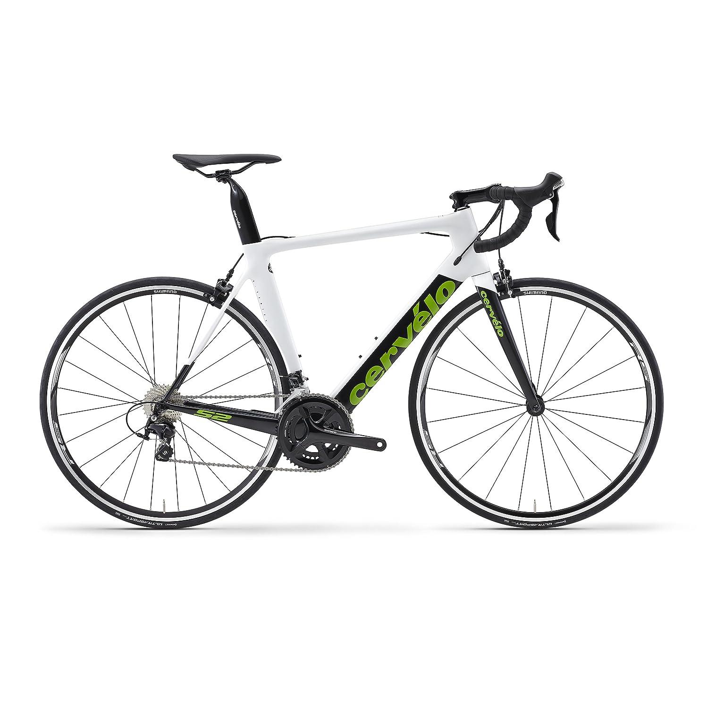 Cervelo(サーヴェロ) S2 105 5800 Road Bike 2018年 - White/Green/Black [並行輸入品] 51  B07FJ7BBH1