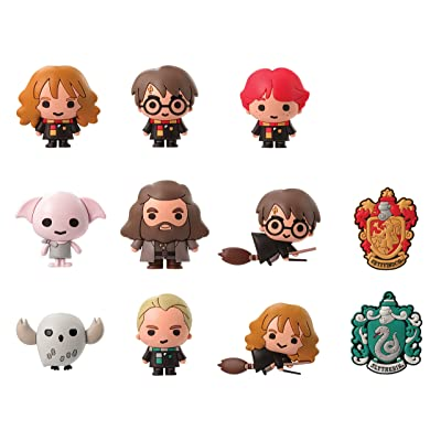 Harry Potter Series 2 Collectible Single Blind Bag Key Chain: Toys & Games
